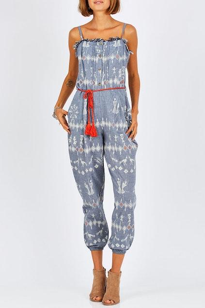 4d1a4c3bd1bcd Boom Shankar 50s dresses Warlie Jumpsuit - Womens Jumpsuits ...