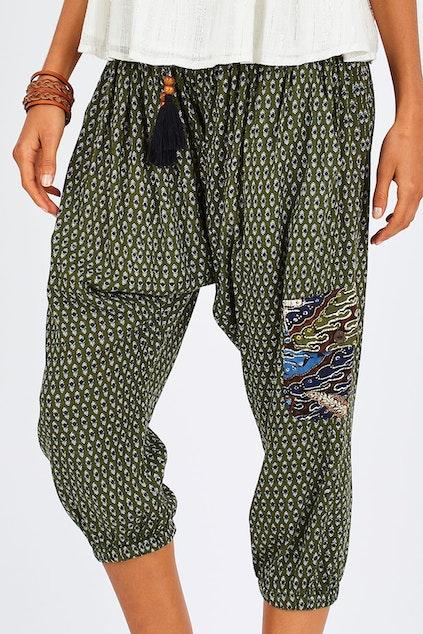 07f058a66d00 Boom Shankar 50s dresses Java Pant - Womens Pants - Birdsnest Online ...