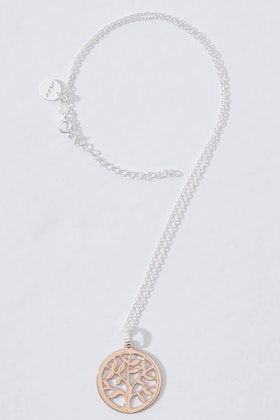 Najo Spring Time Rose Gold Necklace
