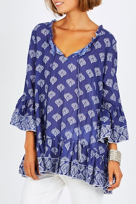 Naudic Hacienda Tunic Pushkar