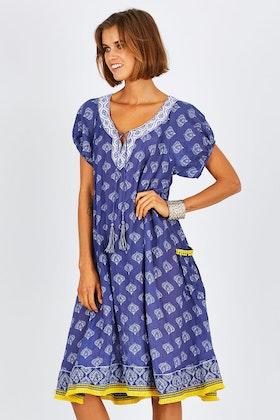 Naudic Sao Paulo Dress Pushkar