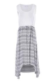 Noni Print Dress