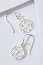Najo Marrakech Sterling Silver Earrings