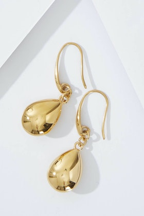 Najo Sharma Yellow Gold Earring