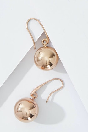 Najo Mantra Rose Gold Earring
