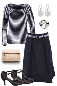 Stylish Sailor