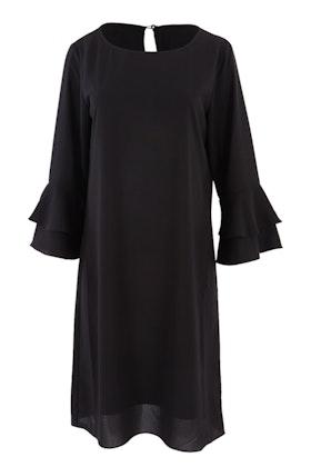 Cordelia St Flute Sleeve Dress