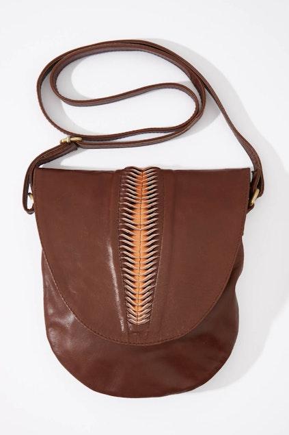 fd35e0d21844 Barefoot Gypsy Harlow Crossbody Leather Bag - Womens Handbags - Birdsnest  Online Clothing Store