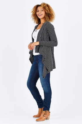Vigorella Cardi With Pockets