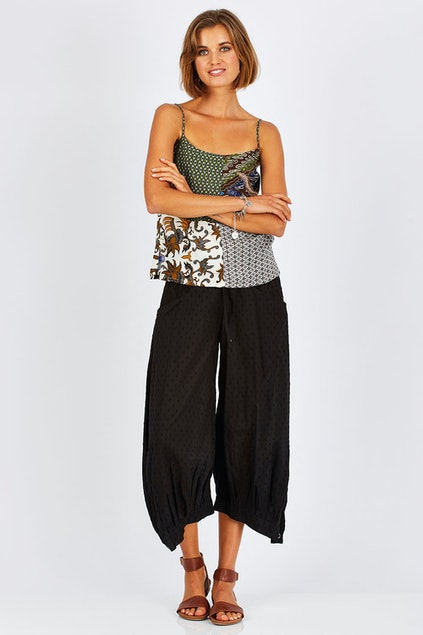 8e4f2d36be11 Boom Shankar 50s dresses Guru Pant - Womens Pants - Birdsnest ...