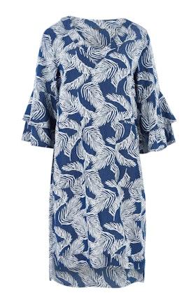 FOIL Hedge Your Bets Dress