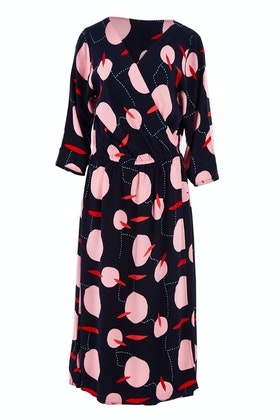 Elm Luna Wrap Dress