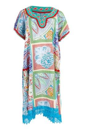 Naudic Sao Paulo Dress Mojito Print