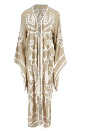 Talisman Applique Kimono