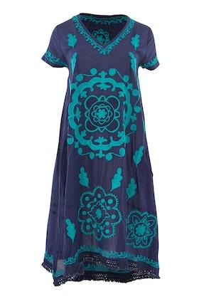 Ruby Yaya Suzani Dress