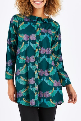 Sinerji Shirt Dress