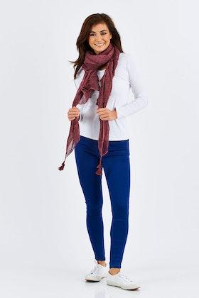 Wakee Jeans Tabitha High Rise Skinny