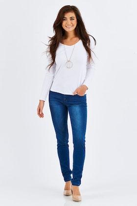 dc48eb3eff1 Sale Jeans at Birdsnest Women s Clothing