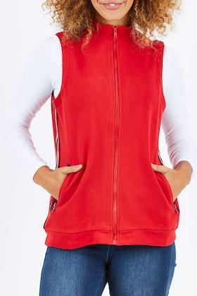 Threadz Zip Vest