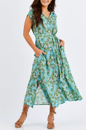 Honeysuckle Beach Peggy Dress