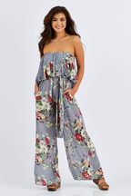 Honeysuckle Beach Jagger Jumpsuit