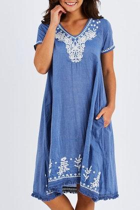 Ruby Yaya Lustrino Dress