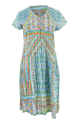 Orientique Menaggio Print Dress