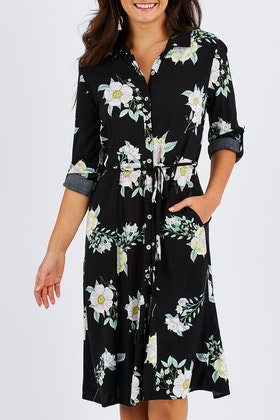 Sass Endless Love Midi Dress