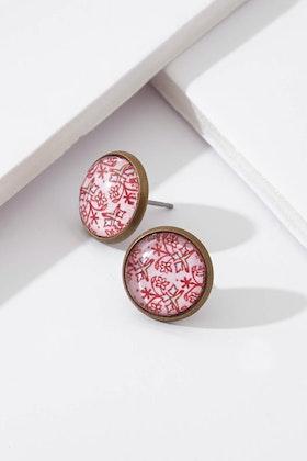 Nest Of Pambula Ada Stud Earrings