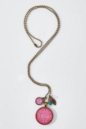 Nest Of Pambula Pembe Pendant Necklace