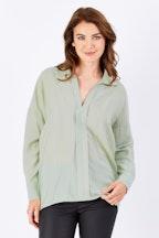 Fate + Becker Meera Oversized Shirt