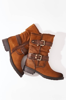 Earth Shoes Everwood Ankle Boot