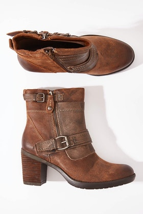Earth Shoes Montana Ankle Boot