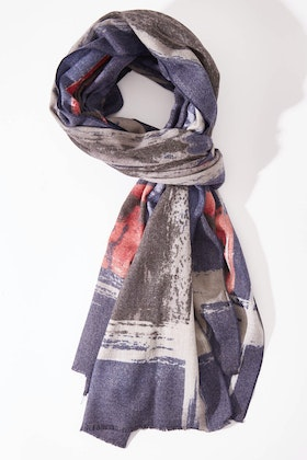JJ Sisters Brushed Cotton Scarf