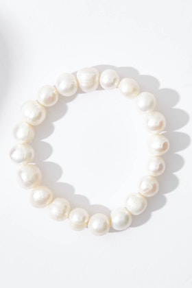 Lush Designs Stretch Pearl Bracelet