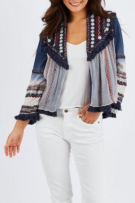 Ruby Yaya Gazania Jacket
