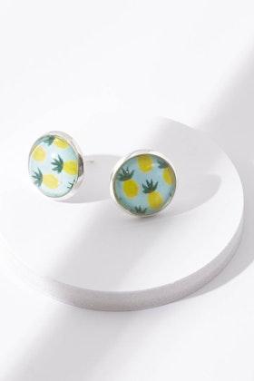 Nest Of Pambula Pina Stud Earrings