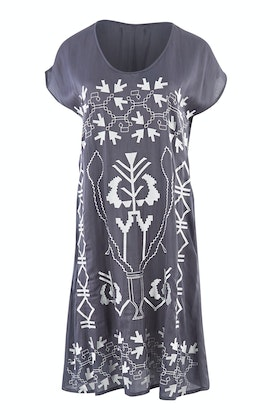 Hammock & Vine Embroidered Dress