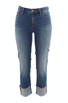 Not Your Daughters Jeans Sheri Slim W/wide Cuff