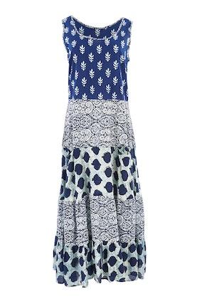 Gordon Smith Cotton Print Dress
