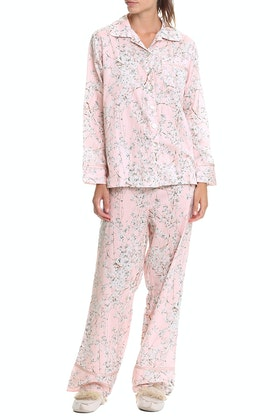 Papinelle Cherry Blossom Boxed Pj Set