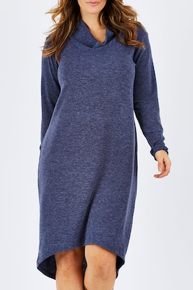 bird keepers The Roll Neck Dress