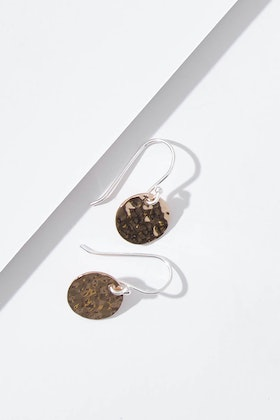 Najo Rabble Rose Gold Earrings