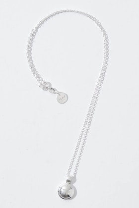 Najo Silver Glow Sterling Silver Necklace