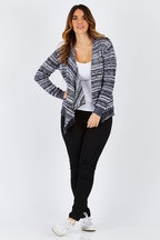 Clarity By Threadz Knit Cardigan