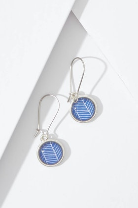 Nest Of Pambula Sky Drop Earrings