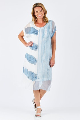 Hammock & Vine Chiffon Dress