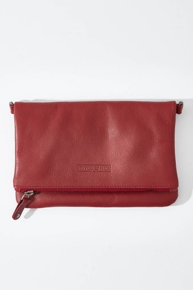 Stitch and Hide Piper Clutch Crossbody Bag