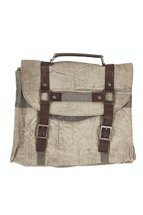 Mona B Macbeth Messenger Bag