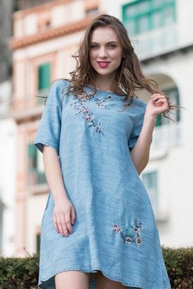 Orientique Sardina Tencel Dress